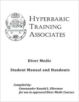 Diver Medic Student Manual and Handouts