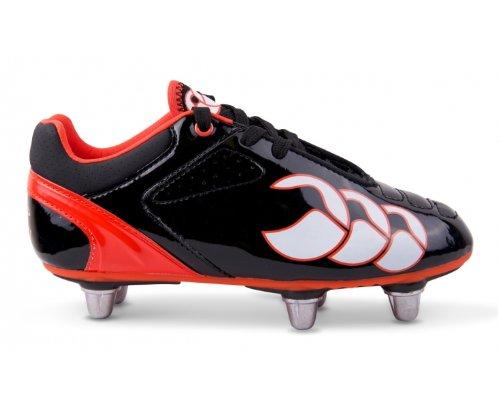 Canterbury Junior Phoenix Club 6 Stud Chaussures De Rugby