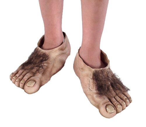 Hobbit Dwarves Costumes (The Hobbit Feet)