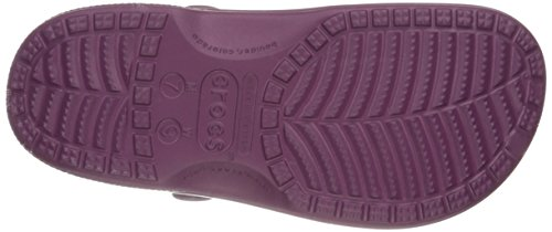 Crocs Winter Clog 203766 - 51B Plum/Oatmeal morado