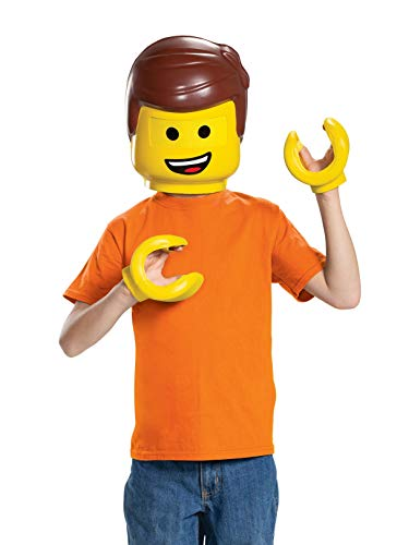 Disguise Emmet Child Costume Kit Yellow ()
