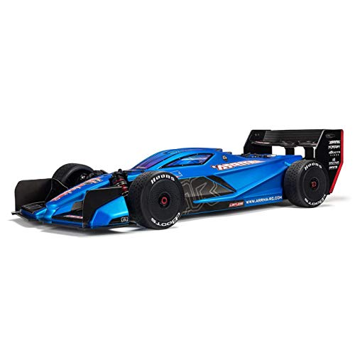 ARRMA Limitless 6S BLX 4WD RC Roller Street Racer (Radio System, Battery, Charger and Electronics Not Included) 1/7 Scale: ARA109011, Blue & Black