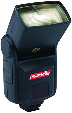 Digipower Auto Focus Flash with Bounce for Canon Digital Cameras