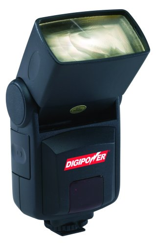 Digipower Auto Focus Flash with Bounce for Nikon Digital Cameras