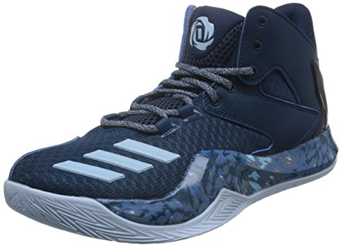 cheap sale free shipping adidas D Rose 773 V - AQ7777 Blue-light Blue-navy Blue buy cheap shop for cheap sale clearance MsYflaD2MP