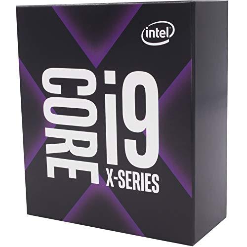 Intel Core i9-9920X X-Series Processor 12 Cores up to 4.4GHz Turbo Unlocked LGA2066 X299 Series 165W Processors (999AC6)