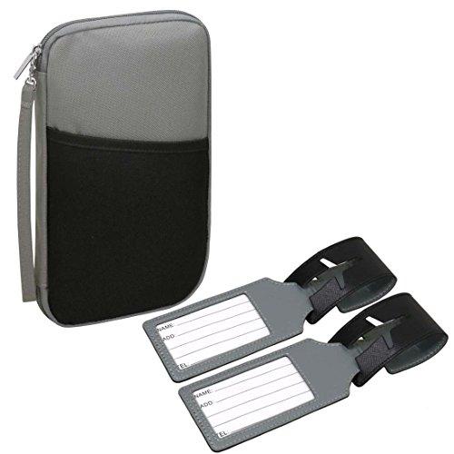 RoryTory Travel Passport Organizer Luggage product image