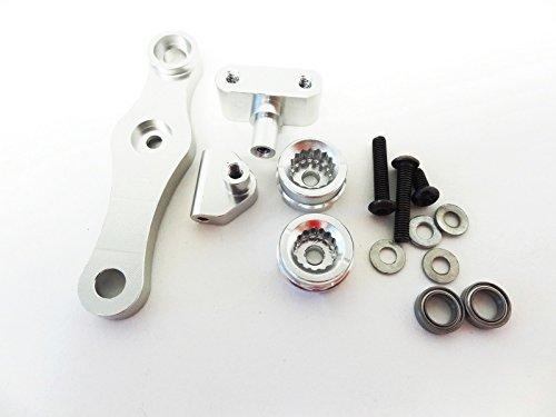 Rovan RC LT CNC Aluminum Brake/Throttle Servo Arm Kit Fits LOSI 5IVE T King Motor X2 Aluminum Cnc Servo Arm