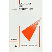 Le Calcul des Structures Par Elements Finis (technologies de Poin