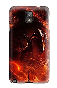 Cheap Hot Snap-on Castlevania: Lords Of Shadow 2 Hard Cover Case/ Protective Case For Galaxy Note 3