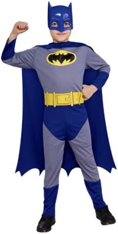 Medium Rubies Costume Co Batman The Brave and The Bold Batman Costume with Mask and Cape