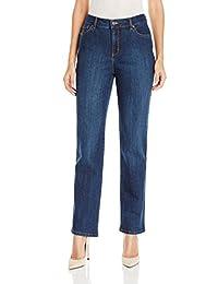 Gloria Vanderbilt womens Amanda-classic Straight Leg Jean