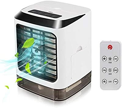 Zhoutao Mini Ventilador de enfriamiento de Escritorio ...