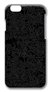 iphone 6 4.7inch Case Texture zoo PC Hard Plastic Case for iphone 6 4.7inch