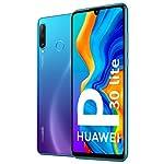 HUAWEI-P30-lite-156-cm-615-128-GB-4G-Blue-3340-mAh-P30-lite-156-cm-615-2312-x-1080-pixels-128-GB-24-MP-Android-90-Blue