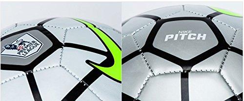Nike and Premier League branding