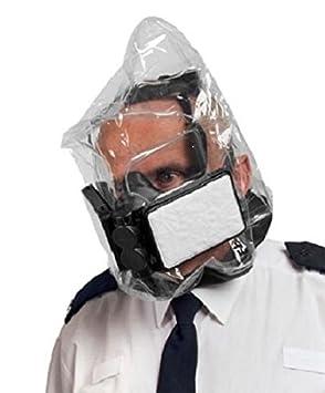 NBC Máscara de gas – Ebola Virus Protección Mascarilla – New cbrn Escape hood- Protección