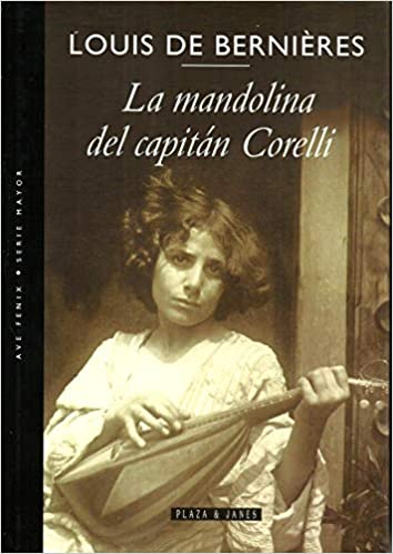 La Mandolina Del Capitan Corelli Amazon Es Bernieres Louis De Libros