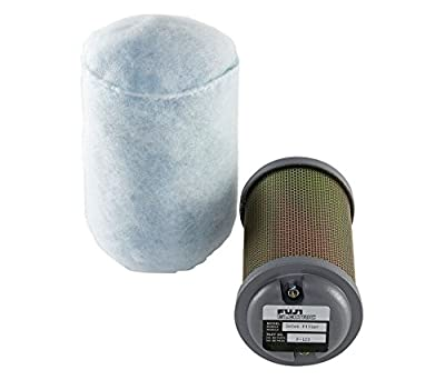 Fuji Regenerative Blower F-123 Filter Assembly- Cover Included