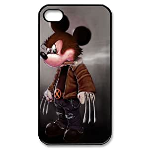 S-N-Y8093508 Phone Back Case Customized Art Print Design Hard Shell Protection Iphone 4,4S