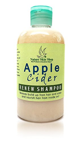 Apple Cider Vinegar Renew Shampoo - Removes build up from hair and (Nature Apple Shampoo)