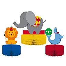 Circus Time Party Table Centrepiece