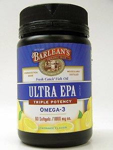 Barleans, Fresh Catch EPA – 60 softgels