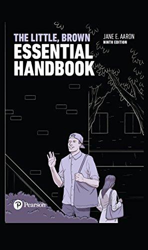 Little, Brown Essential Handbook,