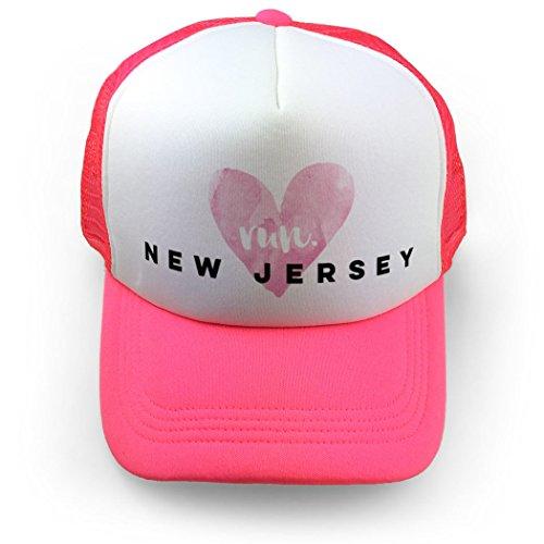 Gone For a Run Running Trucker Hat Run New (New Jersey Trucker Hat)