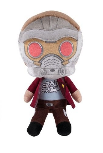 Funko Plush: Guardians of the Galaxy 2 Star Lord Plush Toy Figure (Plush Star Figure)