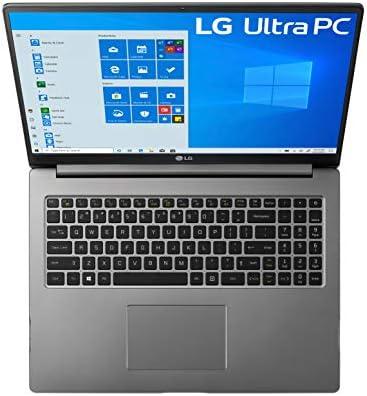 LG Ultra PC High Performance Laptop – 17″ IPS WQXGA (2560 x 1600) Display and Intel 10th Generation Intel Core i7-10510U CPU, NVIDIA GTX1650 GDDR5 4GB, 16GB DDR4 2666 MHz RAM – 512GB NVMe SSD 418pVwgSLnL