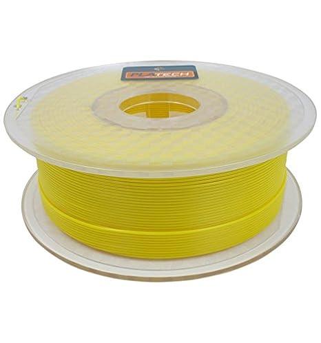pla Filament - Filamento PLA 1.75 con bobinado de precisi/ón Optiroll PLA Tech Negro 1.75 mm FFFworld 1 kg