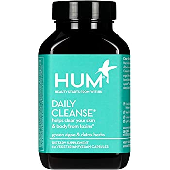 Amazon Com Hum Daily Cleanse Skin Amp Body Detox With