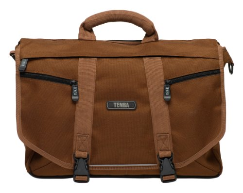 Tenba Messenger Mini Photo/Laptop Bag - Brown (638-367)