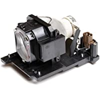 OEM Hitachi Projector Lamp for Model CP-X2510 Original Bulb and Generic Housing