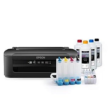Sublimación para Impresora EPSON Workforce WF-2010 W Incluye ...