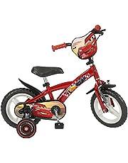 Toims Cars Bike Bike Kinderfiets, 12 inch, leeftijd 3/4 jaar