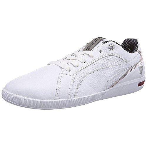 Puma Primo SF-10 - - zapatilla deportiva de cuero hombre Blanco
