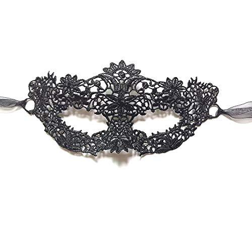 (LOVINSHOW Luxury Masquerade Mask Womens Lace Eye)