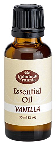 - Vanilla Essential Oil - 30ml Great scent for the Spa and Home