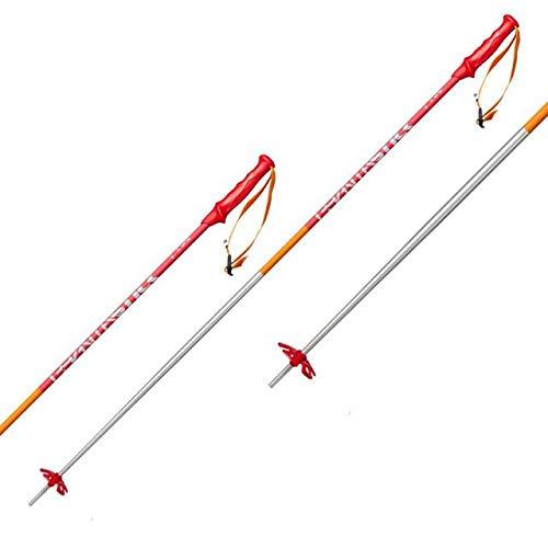 Volkl 2018 Phantastick 2 Red Ski Poles (Red, 52 in)