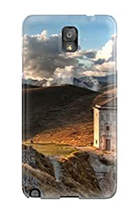 Excellent Design Old White House Near A Hill Case Cover For Galaxy Note 3