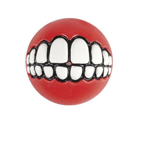 ROGZ Fun Dog Treat Ball in various sizes and colors, Small,