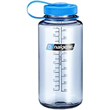 Nalgene Tritan Wide Mouth Water Bottle, 32-Ounce