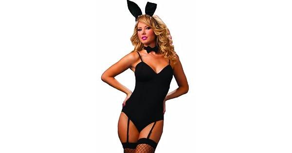 Amazon.com: Seven Til Midnight para mujer disfraz de conejo ...