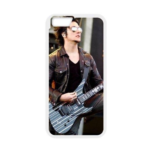 Avenged Sevenfold coque iPhone 6 Plus 5.5 Inch Housse Blanc téléphone portable couverture de cas coque EBDOBCKCO12803