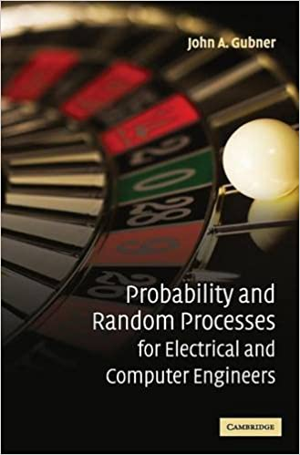 Probability and Random Processes for Electrical and Computer ...