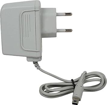 Cargador para Nintendo 3DS XL/3DS/DSi/DSi XL: Amazon.es ...