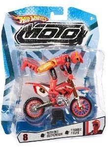 Amazon.com: 4KIDS Toy / Game Hot Wheels Moto (Motorcycle ...