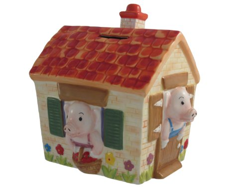 belleek-univ255-three-little-pigs-money-box-multicolor-71-inch